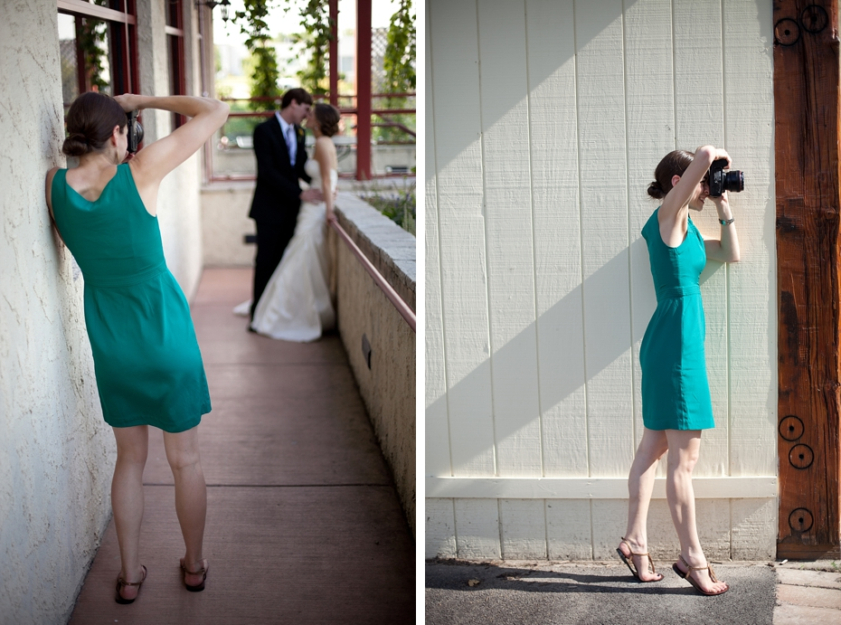 FAQ: What to Wear to Shoot a Wedding / Behind the Scenes ...