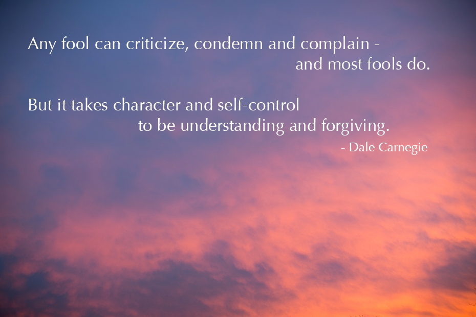 Dale Carnegie Quote