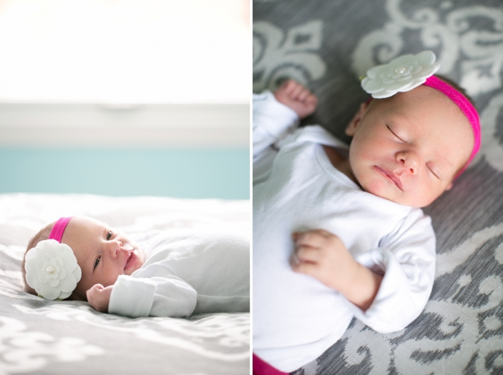 Newborn Lifestyle Photography Chicago