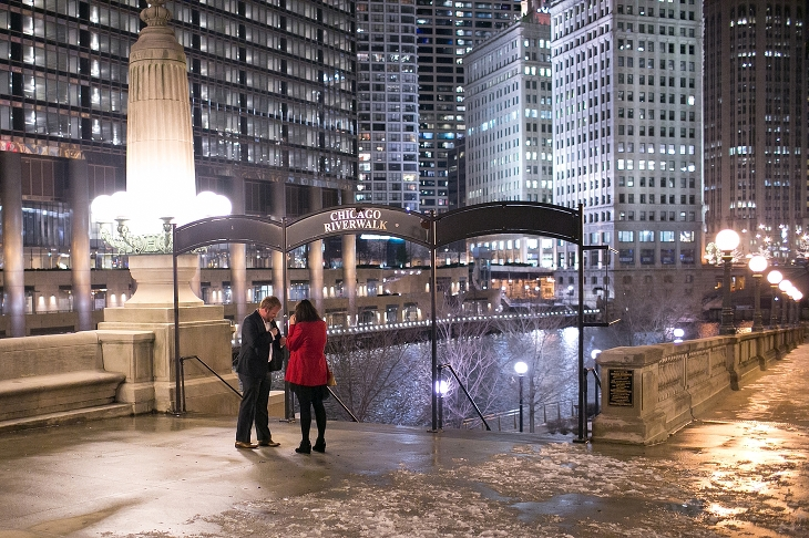 Alex Andrea Chicago Marriage Proposal Photography Christy