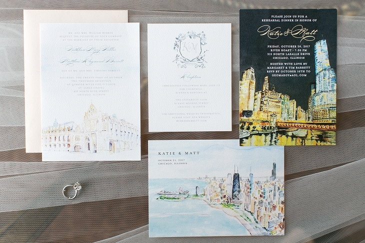 University Club of Chicago Wedding by Christy Tyler Photography_0003